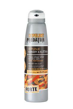 Repelent PREDATOR FORTE spray 150ml 25%DEET