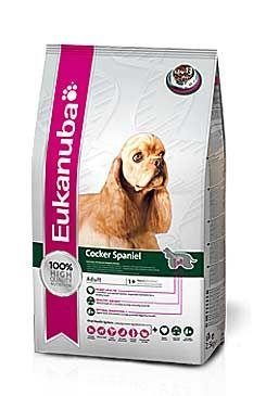 Eukanuba Dog Breed N. Cocker Spaniel 7,5kg